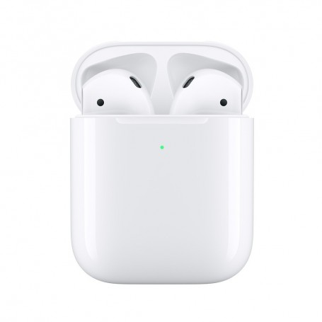 Airpod 2 Boitier Iduction Ss Fil Apple