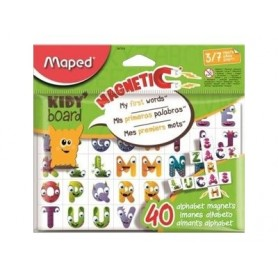 Maped - Aimants - 40 Lettres
