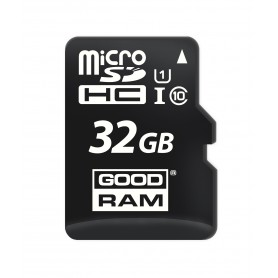 Carte MÉmoire Micro Sd 32gb Goodram Mic-sdhc Cl10