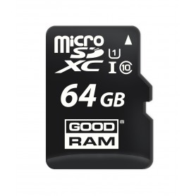 Carte MÉmoire Micro Sdxc 64gb Goodram Cl10 Uhs1+ad