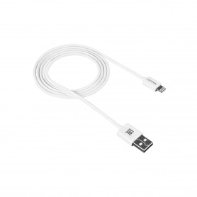 Cordon Easy To Sell Charge Lightning 1m Blanc