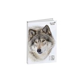 Agenda 12x17 352 Pages Animaux