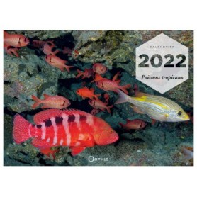 Calendrier Poissons 2022