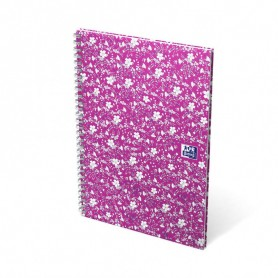 Oxford Floral - cahier