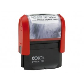 COLOP Printer 20 - Tampon - FACTURE - 14 x 38 mm