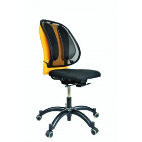 Fellowes Office Suites - Support dorsal en maille