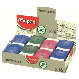 Maped - gomme - Architect